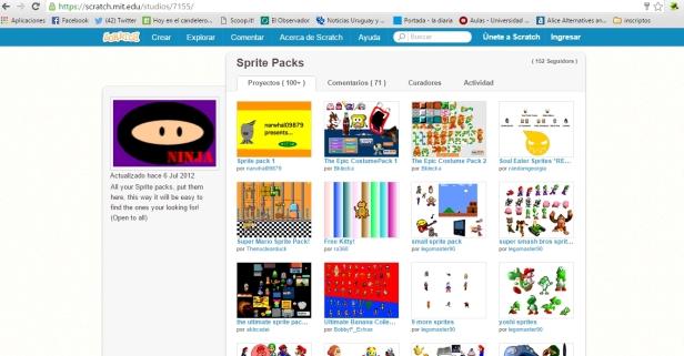 sprite packs
